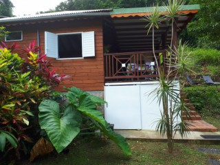 Co't vert : Bungalow Guadeloupe