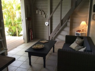 Location Bungalow Guadeloupe - Saint-Claude 97120