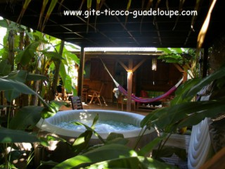 Location Bungalow Guadeloupe : internet
