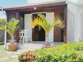 Location Bungalow Guadeloupe : clim, internet