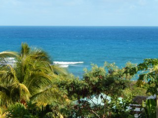 3661, APPARTEMENT Guadeloupe: vue mer, piscine, climatisation