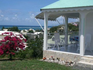 Vue sur mer : Ginette Guadeloupe