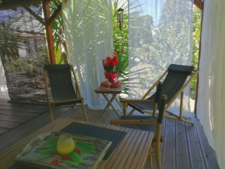 Location Bungalow Guadeloupe - Sainte-Anne 97180