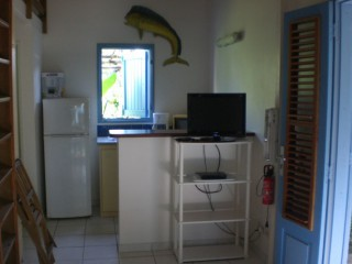 Location Bungalow Guadeloupe - coin cuisine 2*