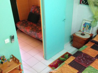 Location Bungalow Guadeloupe - T3 Rose Paruline Chambre 1