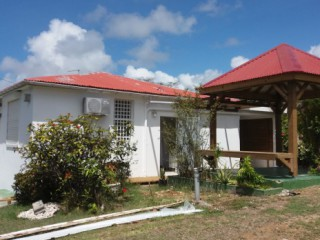 Location Bungalow Guadeloupe - Vue d'ensemble