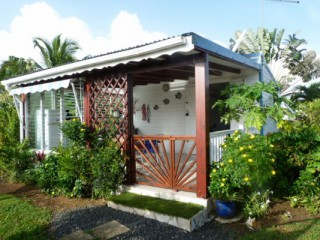 Location Bungalow Guadeloupe - Le bungalow