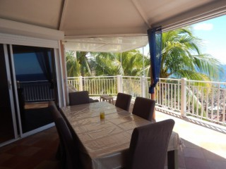 Location Bungalow Martinique - Carbet 97221