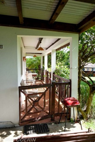 Bungalow des bougainvilliers : Ducos Martinique