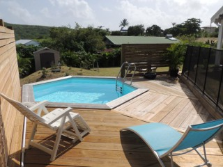 Location Bungalow Martinique - Sainte-Anne 97227