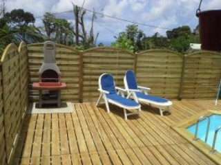 Location vacances Bungalow Sainte-Luce: Barbecue ...<br />