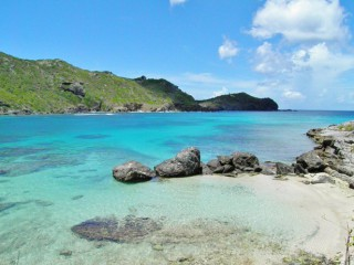 Location Bungalow Saint-Barth - Petite Anse flamands
