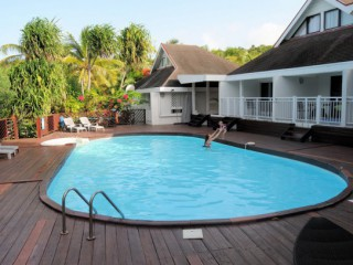 Location Bungalow Saint-Martin - Bienvenue au Shamrock