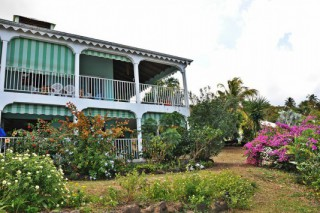 Location G�te Guadeloupe : vue mer, climatisation, animaux, internet