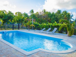 Location Gîte Guadeloupe : piscine, climatisation, internet