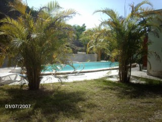 Location Appartement Guadeloupe - jardin