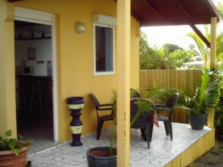 Location Appartement Guadeloupe - jardin privatif clos