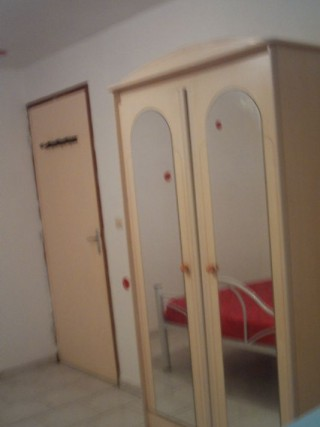 Location Appartement Guadeloupe - Armoire chambre 1