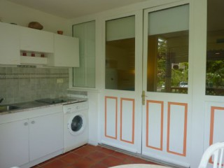 Location Appartement Guadeloupe - Cuisine equipee