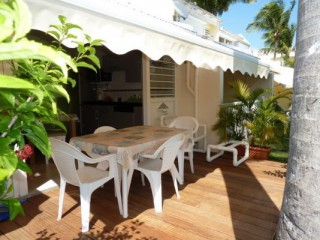 Location Appartement Guadeloupe - deck sur marina