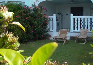 Location Appartement Guadeloupe - jardin privatif