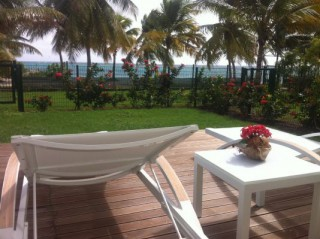 Location Appartement Guadeloupe - le deck