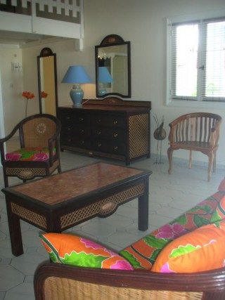 Location Appartement Guadeloupe - salon