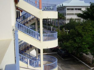 Location Appartement Guadeloupe - vue
