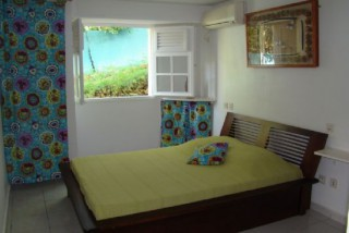 Location Appartement Guadeloupe - Chambre MISKIR
