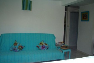 Location Appartement Guadeloupe - Salon MISKIR