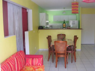 Les embruns : Appartement Martinique