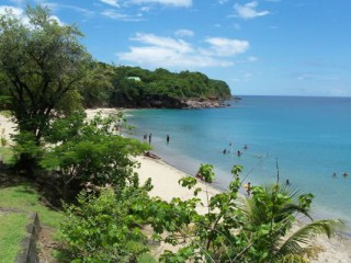 Location Bungalow Guadeloupe - plage