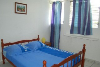Location Bungalow Guadeloupe - Chambre  Citronelle
