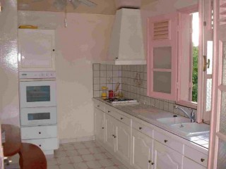 Location Bungalow Guadeloupe - cuisine