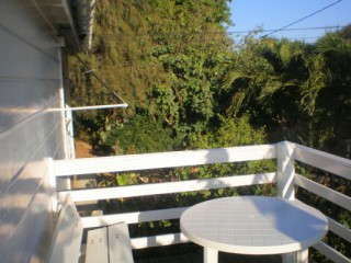 Location Bungalow Guadeloupe - terrasse 2