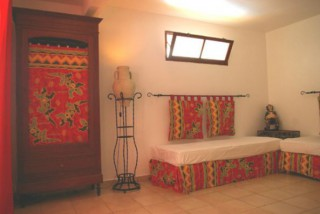 Location Bungalow Guadeloupe - le studio