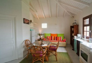 Location Bungalow Guadeloupe - INTERIEUR