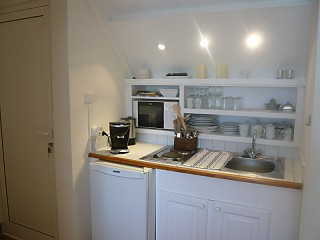 Location vacances Studio Baie-Nettlé: Kitchenette ...<br />