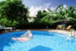 Location Villa Guadeloupe - la piscine