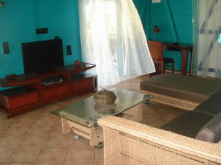 Location Villa prestige Guadeloupe - salon 2