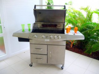 Location Villa prestige Guadeloupe - Le grand Barbecue