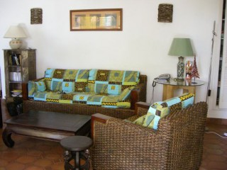 Location Villa prestige Guadeloupe - Salon