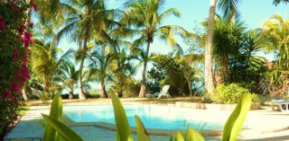Location Villa Guadeloupe - piscine