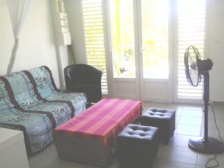 Location Appartement Guadeloupe - salon villa CANA