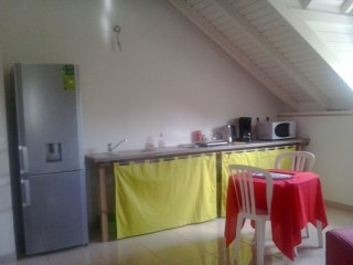 Location Appartement Guadeloupe - studio 2