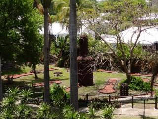 Location Studio Guadeloupe - mini-golf