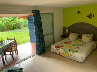 Studio pom' knel : Appartement Martinique