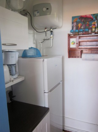 Location Appartement Martinique - coin cuisine