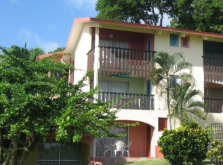 Location Appartement Martinique - le studio  au  2 etage ,