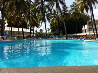 Location Studio Martinique : piscine, clim, internet